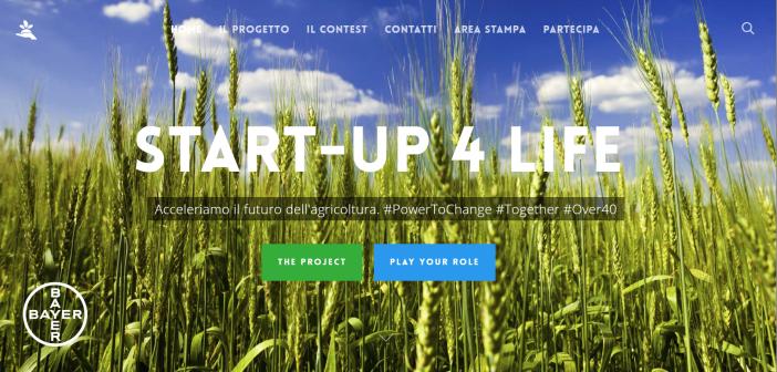 Startup4life, progetto Bayer per gli over 40