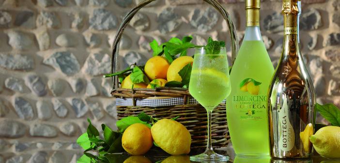 Lo Spritz dell'estate al profumo di limone