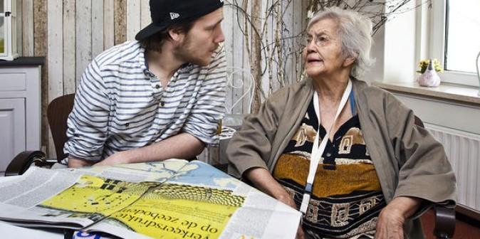 In Olanda il progetto di cohousing tra studenti e anziani