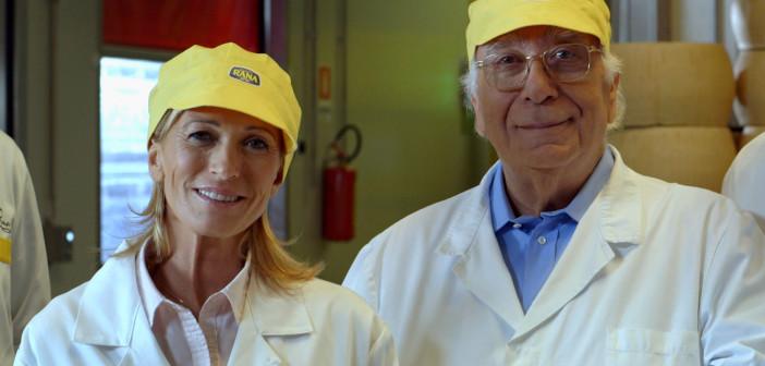 Anche Giovanni Rana sostiene il Banco Alimentare