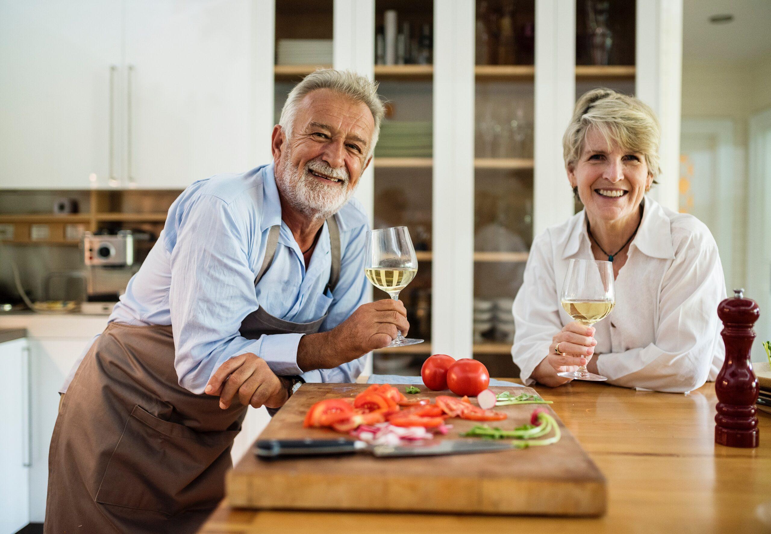 Come restare in forma dopo i 60 anni