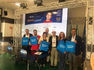 La presentazione dell'iniziativa a Genova