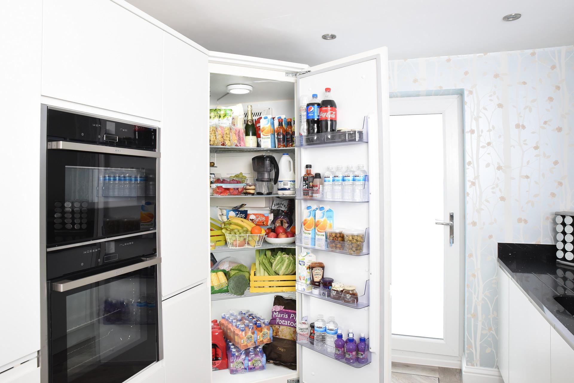 frigorifero spesa