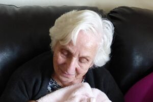 dormire anziano nonna sonno