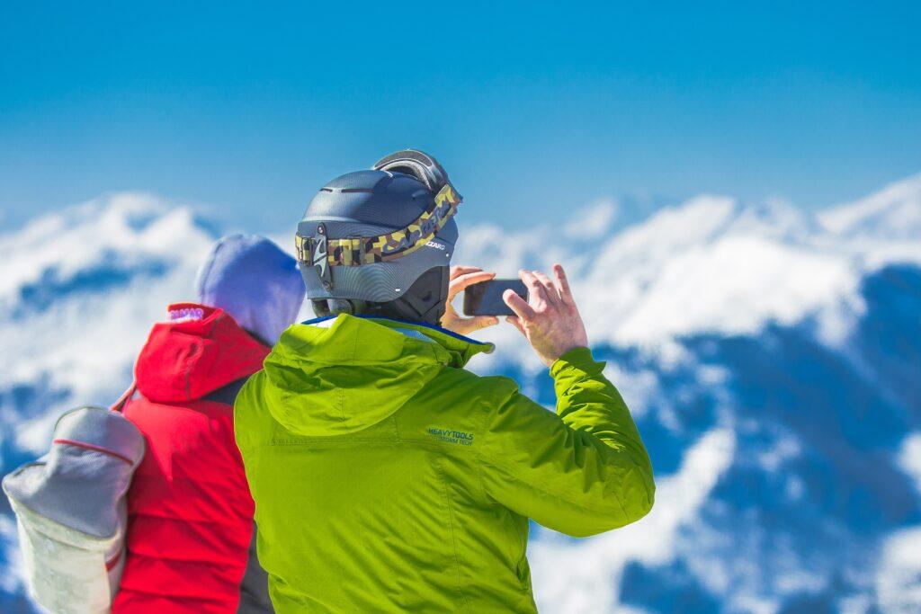 montagne sci neve sciare valtellina vacanza