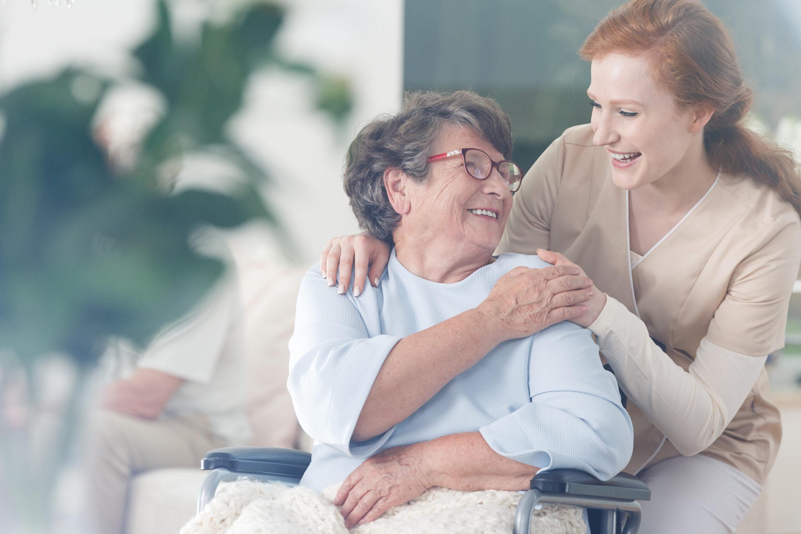 cura degli anziani salute mentale