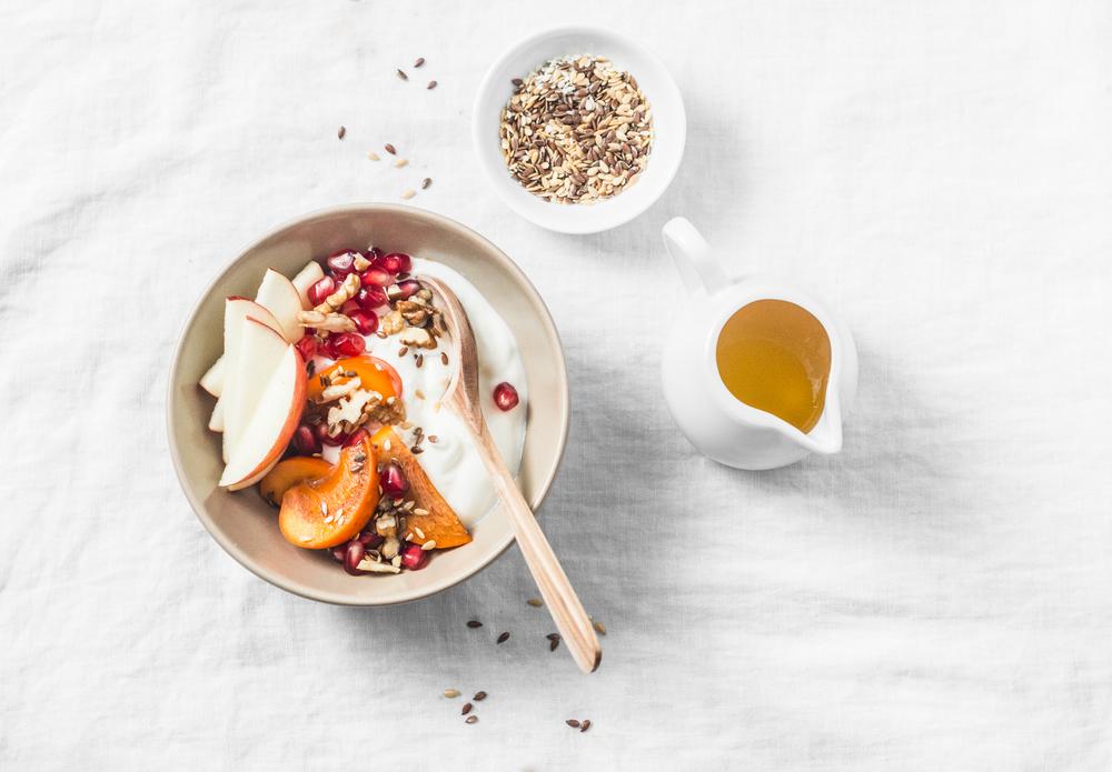 Esempio di colazione che segue dieta mediterranea