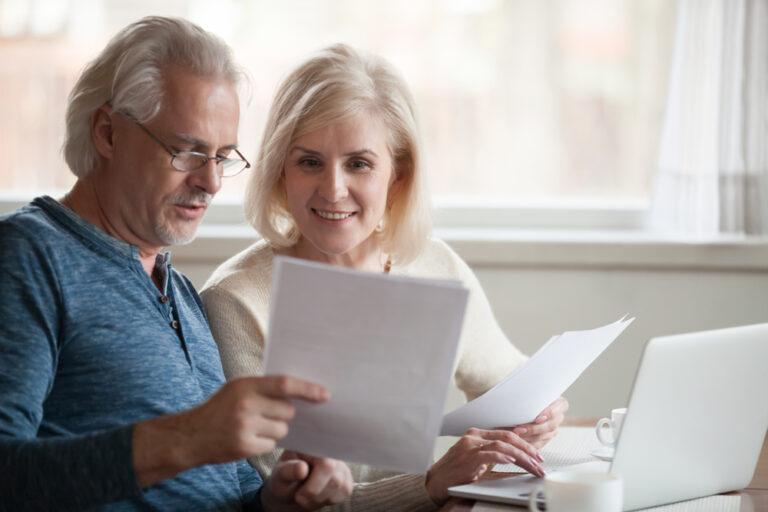 Esempio di coppia che calcola quando andare in pensione