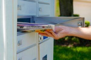 Torna ritira posta dalla cassetta: esempio di ritorno di Postalmarket
