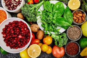 Cibi ricchi di antiossidanti