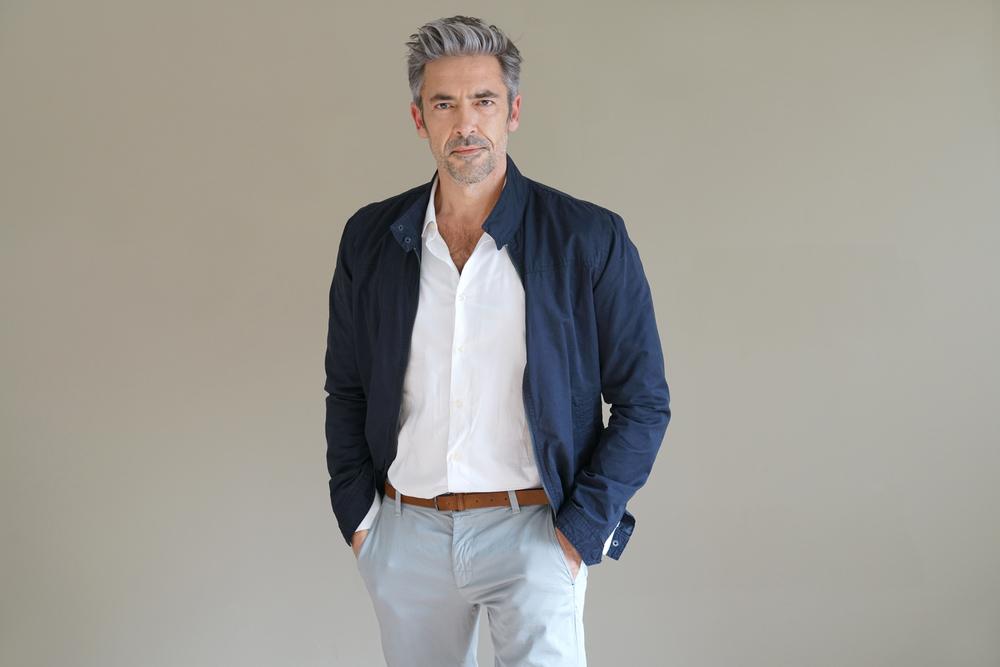 Esempio di look uomo over 50