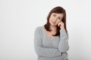 Donna senior: in menopausa l'aumento di peso è dietro l'angolo