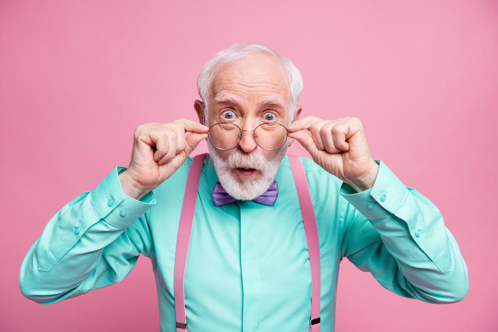 Uomo stupito: scoperta mutazione genetica che mantiene in salute anche dopo i 90 anni