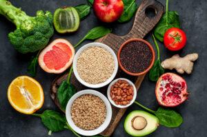 Alimenti sani: esempio di webinar su alimentazione sana