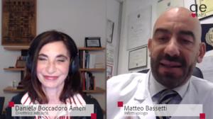 Matteo Bassetti videointervista